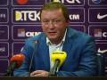 Главный тренер Александрии: Мы не заслужили поражения