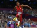 Американец Кристиан Тэйлор выиграл золото Олимпиады-2012 в тройном прыжке