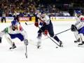 Словакия - Италия 3:2 Видео шайб и обзор матча ЧМ по хоккею
