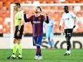 Месси забил юбилейный гол со штрафного за Барселону