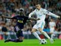 Реал не смог обыграть Тоттенхэм на Сантьяго Бернабеу