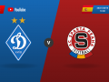 Динамо - Спарта: видео онлайн трансляция контрольного матча киевлян