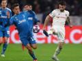 Ювентус неожиданно проиграл Лиону в Лиге чемпионов