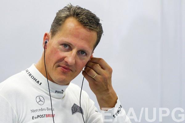 В состоянии здоровья Шумахера нет положительных тенденций