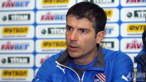 Яннис Христопулос: У нас получилось то, что я задумал
