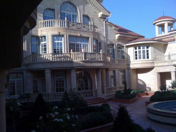 Вот как выглядит дом Рамзана Кадырова