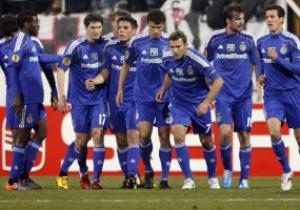 IFFHS: Динамо опередило Шахтер в рейтинге лучших клубов мира