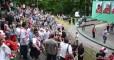 Бей своих. Польские фанаты избили охранников фан-зоны во время просмотра матча Евро-2012