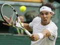 Wimbledon: Надаль с трудом обыграл дель Потро, Южный уступил Федереру