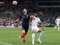 ЧМ-2018: Хорватия и Англия попробуют определить второго финалиста в экстра-таймах