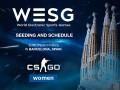 WESG 2017: расписание и результаты женского турнира по CS:GO