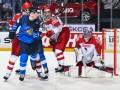 ЧМ по хоккею: Финляндия обыграла Данию, Латвия в результативном матче проиграла Чехии