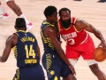 НБА: Хьюстон уступил Индиане, Торонто обыграл Филадельфию