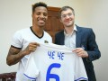 Бразильский новичок Динамо похвастался знаниями украинского языка