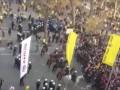 Массовые аресты в Германии после футбольного матча