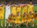 Сборная Украины получит 2 млн. долларов за выход на ЧМ-2014