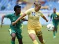 На Олимпиаде стартовали футбольные соревнования