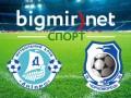 Днепр побеждает Черноморец и догоняет лидера чемпионата