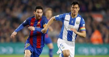 Барселона - Леганес 2:1 Видео голов и обзор матча чемпионата Испании