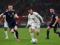 Англия и Шотландия не сумели выявить сильнейшего в матче Евро-2020