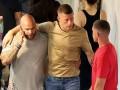 Звезда Челси с трудом стоял на ногах после вечеринки в Греции