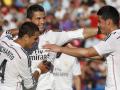Реал не испытал проблем в гостевом матче с Леванте