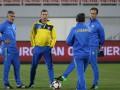 Шевченко объявил список игроков на матчи с Саудовской Аравией и Японией