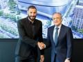 Реал продлил соглашение с Бензема
