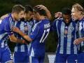Динамо стартует в Лиге Европы разгромной победой над клубом из Португалии