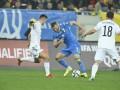 Сборная Украины не сумела обыграть Боснию и Герцеговину во Львове