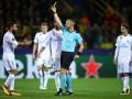 Арбитр наказал игрока Реала, который решил научить его считать