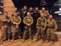 Усик и Зозуля встретились с бойцами АТО