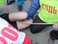 Опасный спорт. 16-летней спортсменке прокололи бедро лыжной палкой (ФОТО)