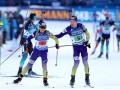 ЧМ по биатлону: Украина замкнула топ-5 в сингл-миксте, победила Норвегия