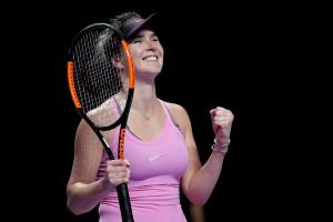 Свитолина - в топ-10 самых титулованных теннисисток десятилетия