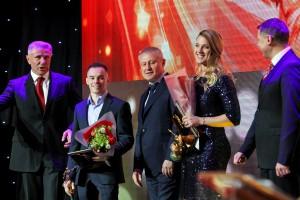 Спортивный Оскар: Верняев и Харлан получили главные награды