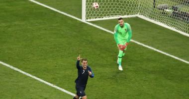 Франция - Хорватия 4:2 видео голов ЧМ-2018