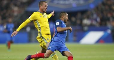Франция – Швеция 2:1 Видео голов и обзор матча отбора ЧМ-2018