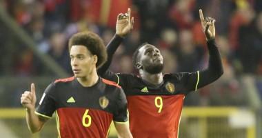Бельгия - Босния 4:0 Видео голов и обзор матча отбора на ЧМ-2018