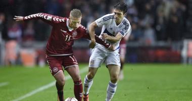 Дания - Армения 1:0 Видео гола и обзор матча отбора на ЧМ-2018