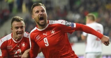 Венгрия - Швейцария 2:3 Видео голов и обзор матча отбора на ЧМ-2018