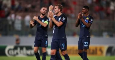 Англия - Словакия 2:1 Видео голов и обзор матча