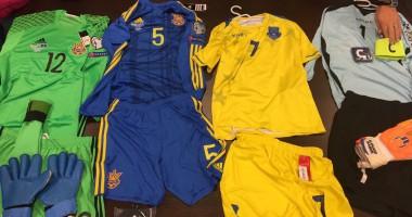 Стало известно в какой форме сыграет сборная Украины против Косово
