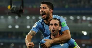 Уругвай – Португалия 2:1 видео голов и обзор матча ЧМ-2018