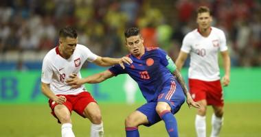Польша – Колумбия 0:3 видео голов и обзор матча ЧМ-2018