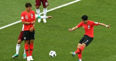 ЧМ-2018: Видео отличного мяча Сона в ворота сборной Мексики