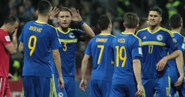 Босния и Герцеговина - Гибралтар 5:0 Видео голов и обзор матча отбора на ЧМ-2018