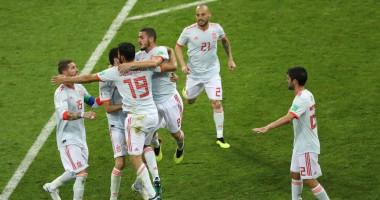 Португалия - Испания 3:3 видео голов и обзор матча ЧМ-2018