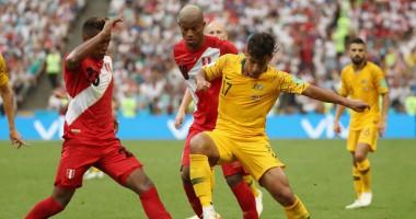 Австралия – Перу 0:2 видео голов и обзор матча ЧМ-2018