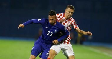 Хорватия – Греция 4:1 видео голов и обзор матча